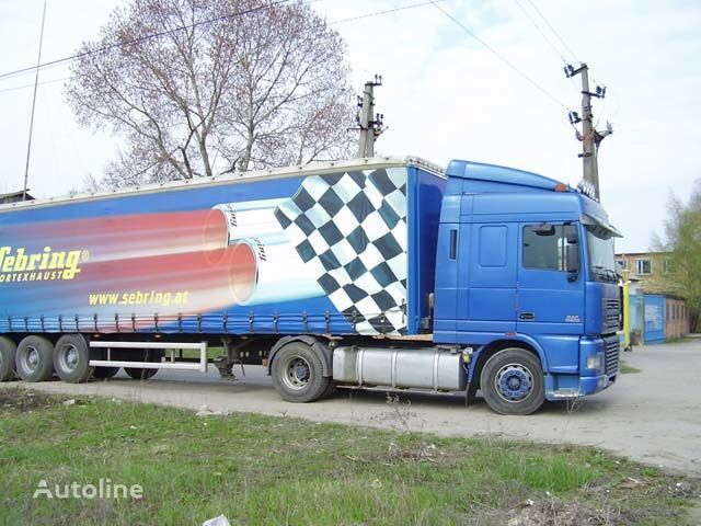 spoiler pentru camion nou