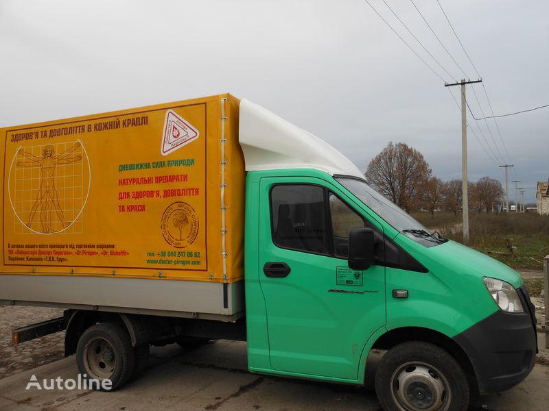 GAZ spoiler pentru GAZ NEXT camion nou