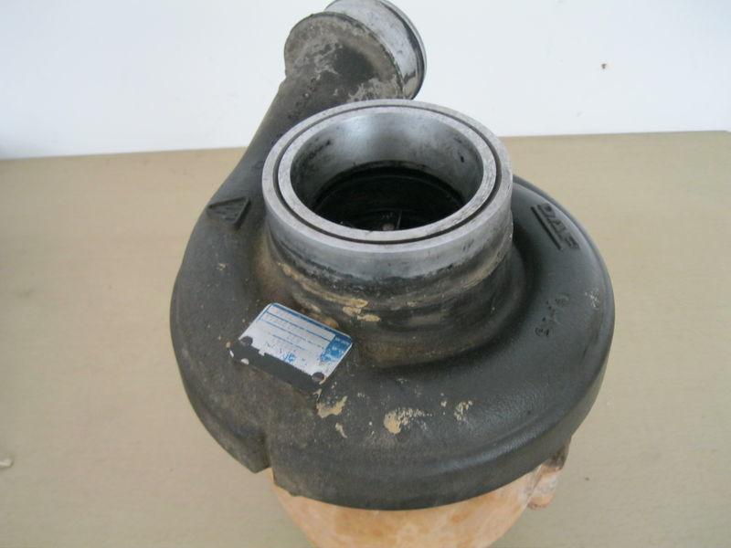 turbocompresor pentru DAF XF/CF autotractor