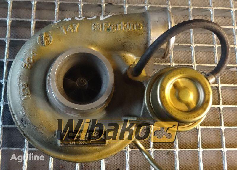 Turbocharger Perkins M24 turbocompresor pentru M24 (2674A200) combină