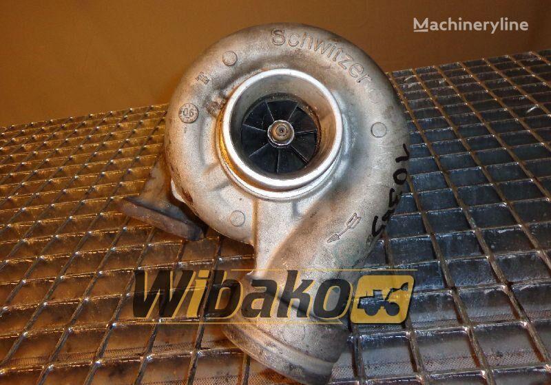 Turbocharger Schwitzer S2B148K turbocompresor pentru S2B148K (19F06-0784) excavator