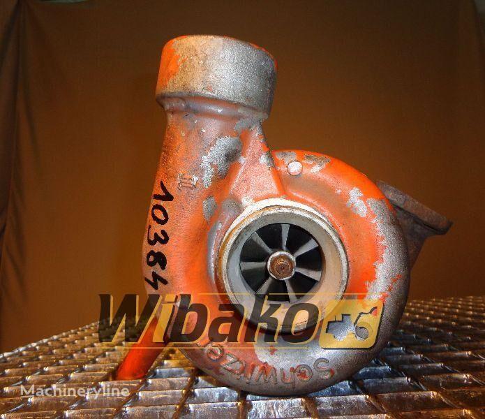 Turbocharger Schwitzer 20I9400139 turbocompresor pentru 20I9400139 (4204493KZ) alte mașini de construcții