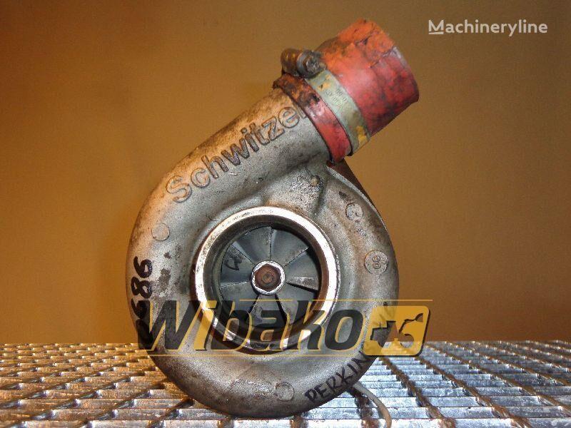 Turbocharger Schwitzer 2674A154 turbocompresor pentru 2674A154 (20H90-00260) alte mașini de construcții