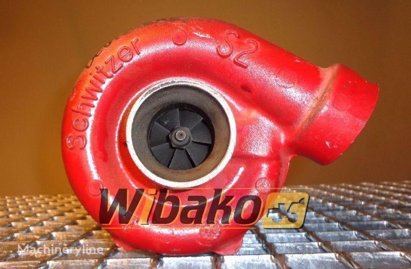 Turbocharger Schwitzer 52A1570 turbocompresor pentru 52A1570 (180096-0914) alte mașini de construcții