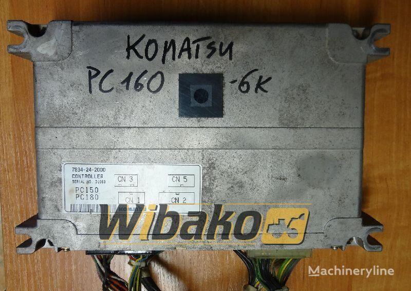 Computer Komatsu 7834-24-2000 unitate de control pentru 7834-24-2000 alte mașini de construcții