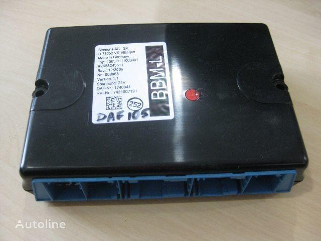 DAF 1365.0111000001 unitate de control pentru DAF camion