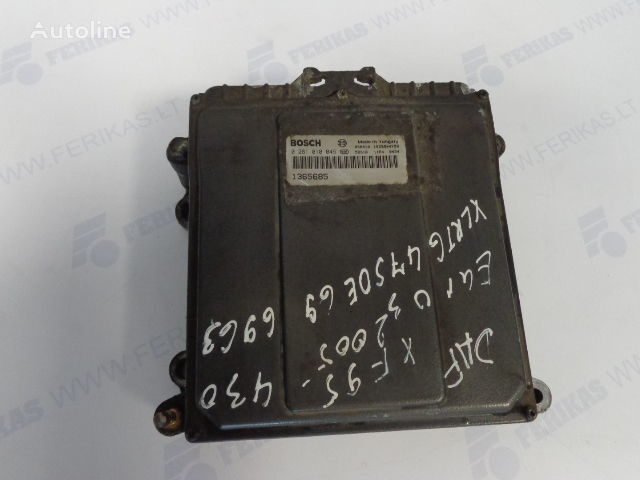 BOSCH ECU EDC Engine control 0281010045,1365685, 1684367, 1679021 (WORLDWIDE DELIVERY) unitate de control pentru DAF autotractor