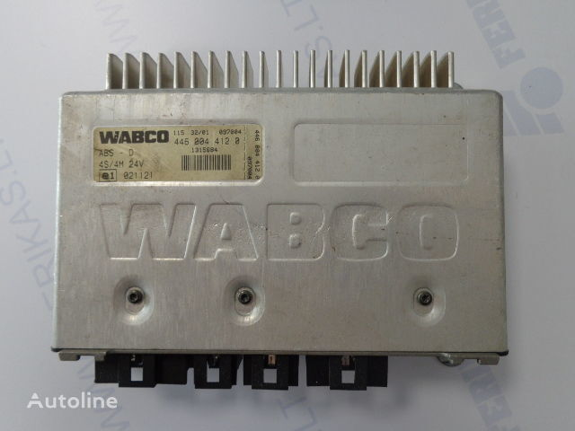 WABCO 4460044120 , 4460044140 Control unit 131568 44460044120 , 4460044140 (WORLDWIDE DELIVERY) unitate de control pentru DAF 105 XF autotractor