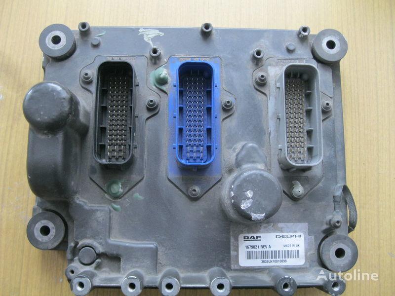 DAF KOMPUTER STEROWNIK SILNIKA unitate de control pentru DAF XF 105 / CF 85 autotractor