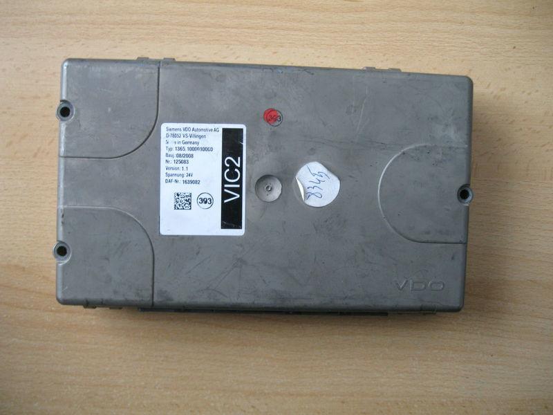 STEROWNIK VIC 2 unitate de control pentru DAF XF 105 / CF 85 autotractor