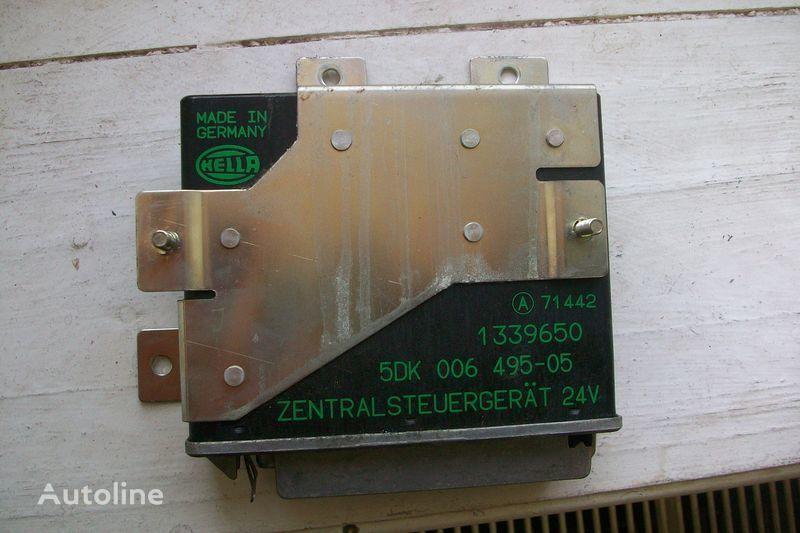 DAF Centralnyy blok upravleniya elektronikoy 5DK 006 495-05 unitate de control pentru DAF autotractor