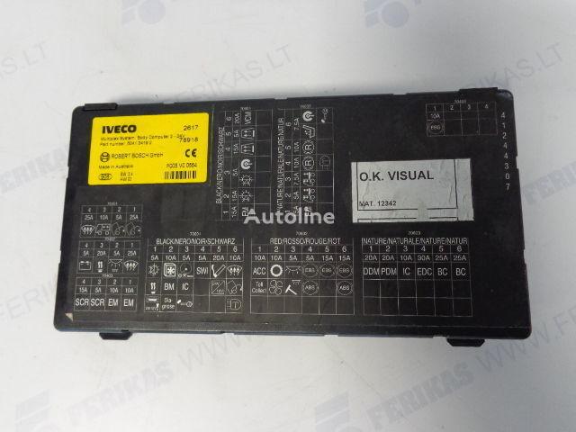 ROBERT BOSCH GmbH multiplex body computer 504276228, 504134192 (WORLDWIDE DELIVERY) unitate de control pentru IVECO STRALIS autotractor