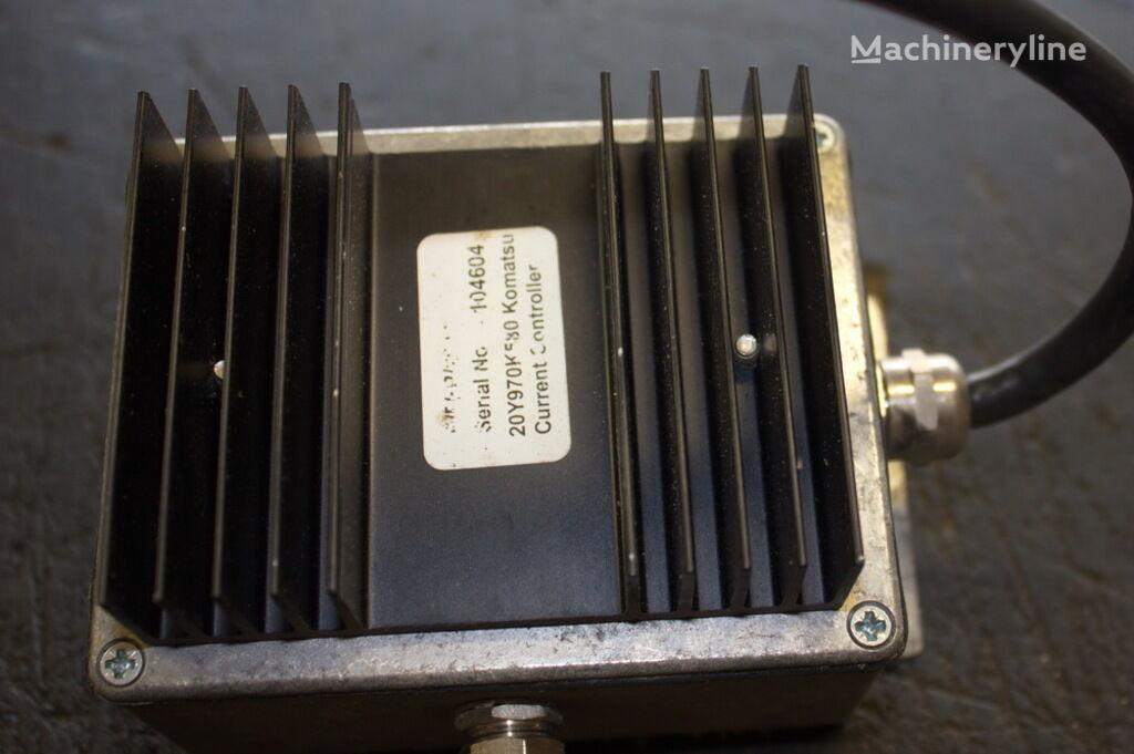 unitate de control pentru KOMATSU PC240LC-6 excavator