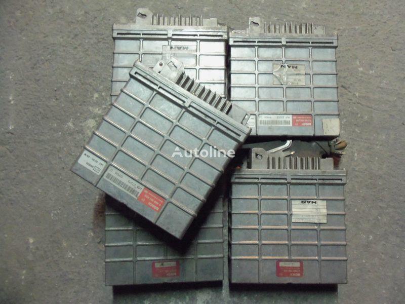 MAN 2,3,4 series ABS/ASR electronic control unit 81259356410, 046610 unitate de control pentru MAN autotractor