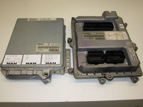 MAN EDC units stock unitate de control pentru MAN camion