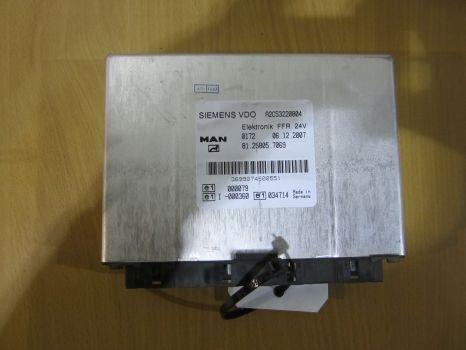 MAN FFR regeleenheid unitate de control pentru MAN TGL/M/A/S/X camion