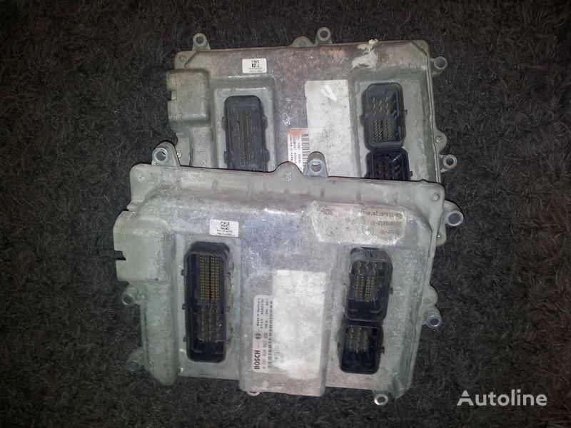 MAN engine computer EDC 440PS D2066LF36 ECU BOSH 0281020067 EURO4, 51258037544, 51258037563, 51258037834, 51258037674, 51258337008 unitate de control pentru MAN TGX autotractor