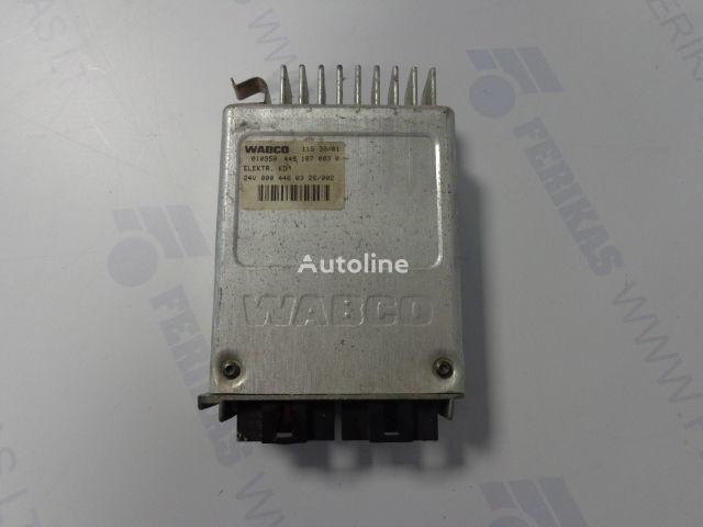 MERCEDES-BENZ Control unit 4461870030, 0004460326 WABCO unitate de control pentru MERCEDES-BENZ AXOR autotractor
