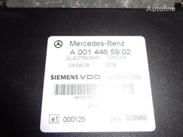 MERCEDES-BENZ MP2, MP3, MP4, FR control unit ECU 0014465902, 0004461346 unitate de control pentru MERCEDES-BENZ Actros autotractor