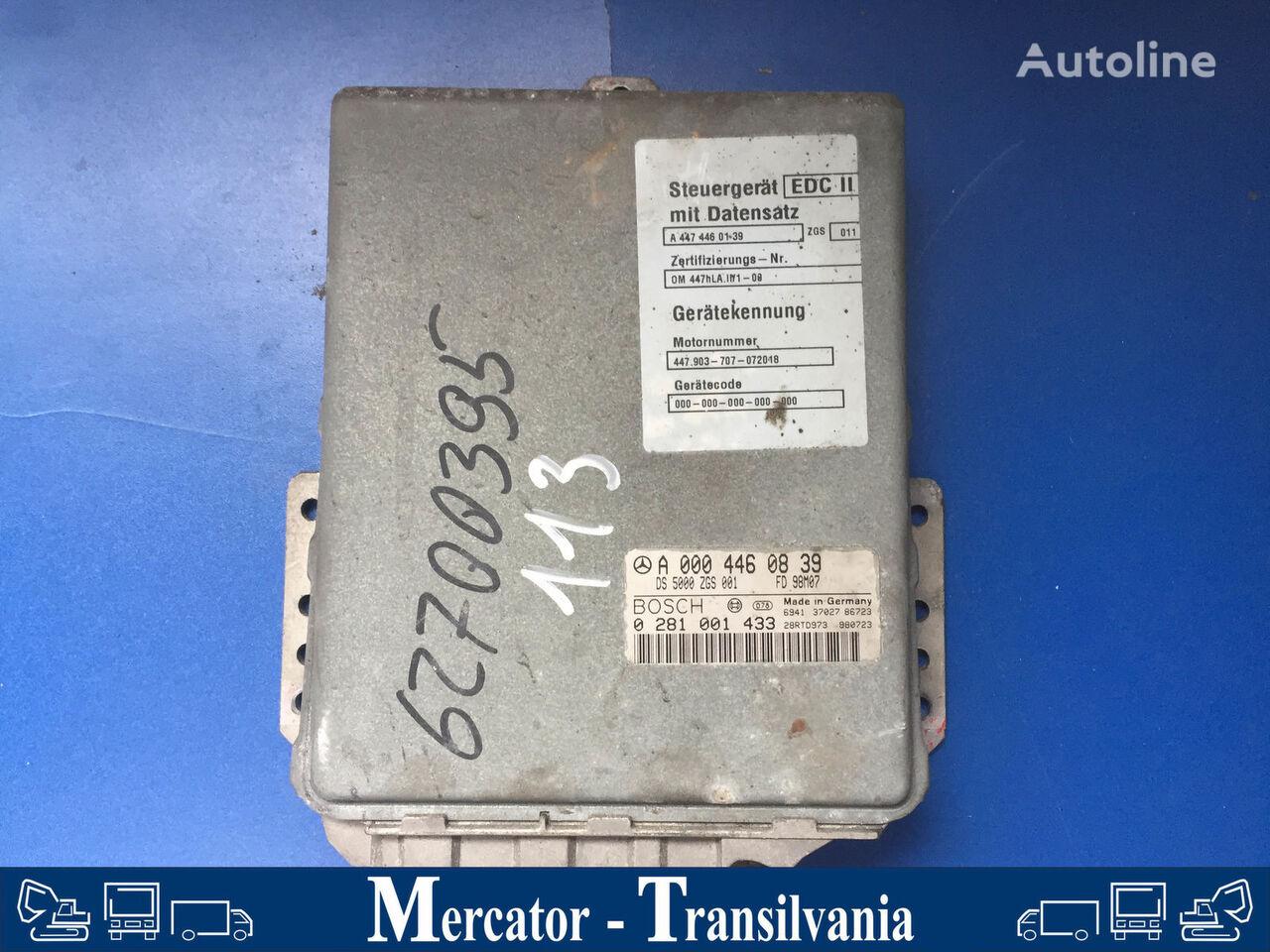 unitate de control MERCEDES-BENZ Motor Steuergerät für 447 hLA pentru autobuz MERCEDES-BENZ O 550 / Integro