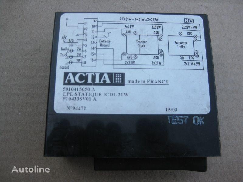 ACTIA unitate de control pentru RENAULT camion