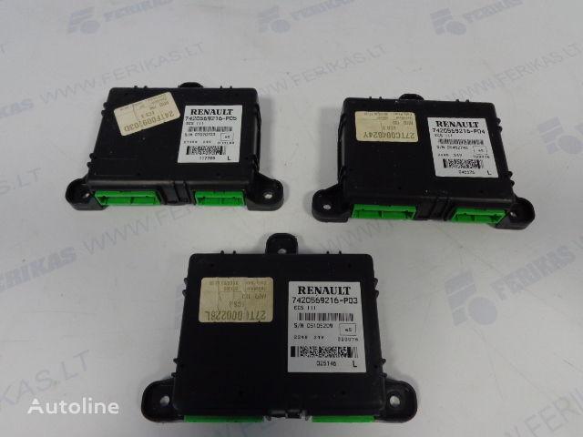 RENAULT ECS control units 7420569216, 7420569216, 7420569216