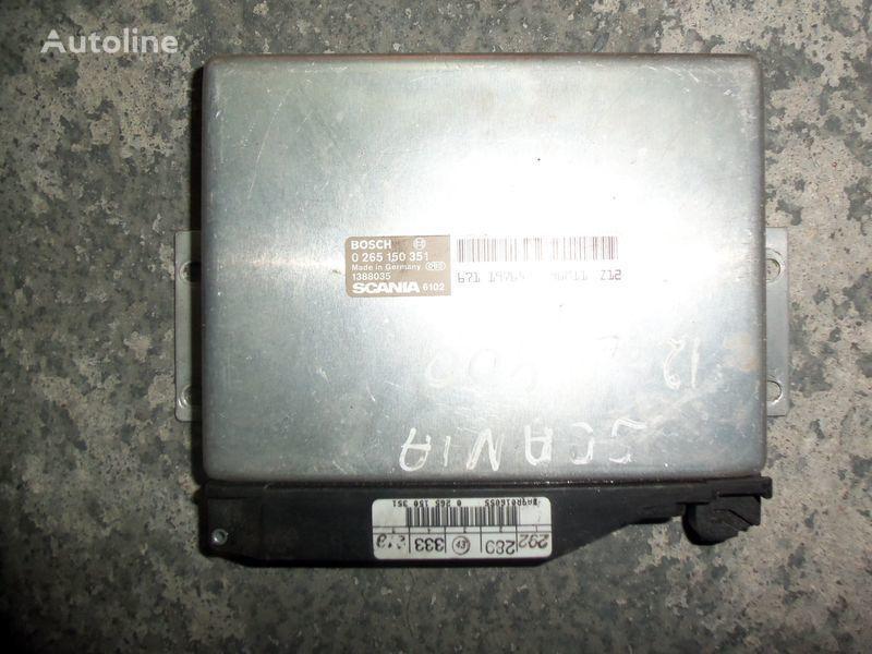SCANIA EBS control unit 1423866, 1388035, 1411124, 1506029, 14 unitate de control pentru SCANIA 4 series autotractor