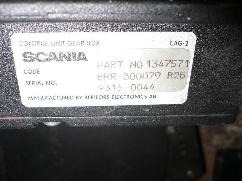 SCANIA GEAR BOX 1347571 . 1362616 . 1505135 . 488207. 1434153. 1368153. unitate de control pentru SCANIA 113 autobuz