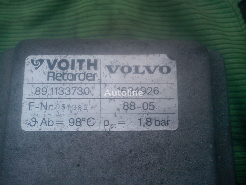ritayder 1624926 unitate de control pentru VOLVO autobuz