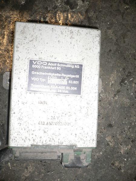 VDO 412.412/002/001 unitate de control pentru VOLVO autobuz