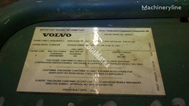 unitate de control VOLVO BOITIER ELECTRONIQUE MOTEUR pentru basculantă articulată VOLVO A25