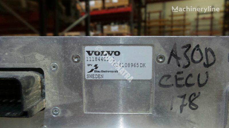 unitate de control VOLVO Boitier electronique cecu 111-84-401-1 pentru basculantă articulată VOLVO A30D
