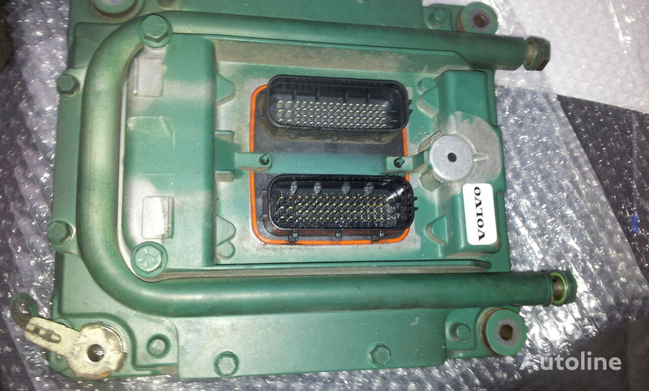 VOLVO D13A 440PS engine control unit ECU EDC 20814604; 20977019, 21107008 unitate de control pentru VOLVO FH13 autotractor