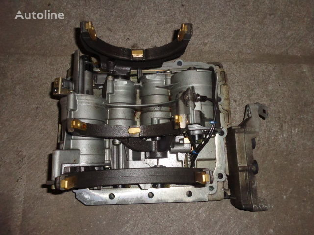 VOLVO FH13 automatic gearbox control unit, AT2412C, AT2512C, 4213650020 WABCO, 20817637 OE, 20775880, 21314140, 21314138, 21244587, 21571888, 21484417, 85003974, 85013077, 21314139, 21536238, 85132160, 85132171, 85121198, 85120149, 201571886, 21314139 unitate de control pentru VOLVO FH13 autotractor