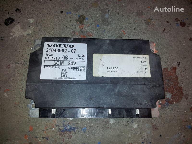 VOLVO LCM lightning control unit 21043962, 21043961, 85102471, 85 unitate de control pentru VOLVO FH13 autotractor