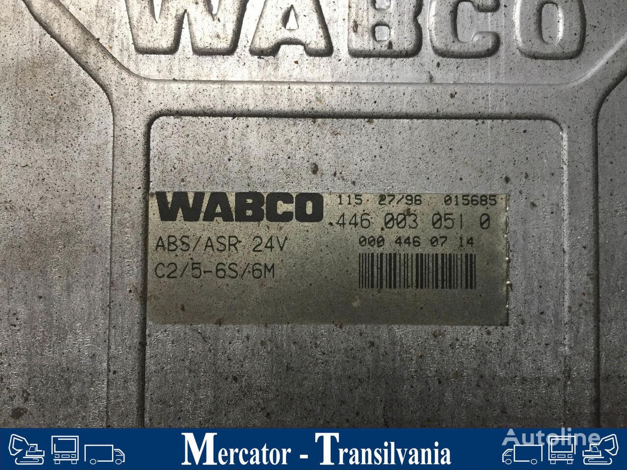 unitate de control WABCO Bordcomputer für ABS/ASR Mercedes-Benz O 405 GN pentru autobuz MERCEDES-BENZ O 405 GN