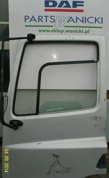 DAF DRZWI KIEROWCY LEWE SZYBA+PODNOŚNIK uşă auto pentru DAF autotractor