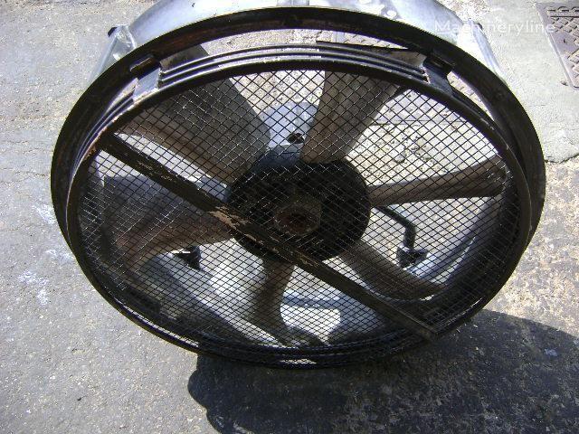 ventilator răcire pentru FIAT Hitachi W 190 Evolution excavator