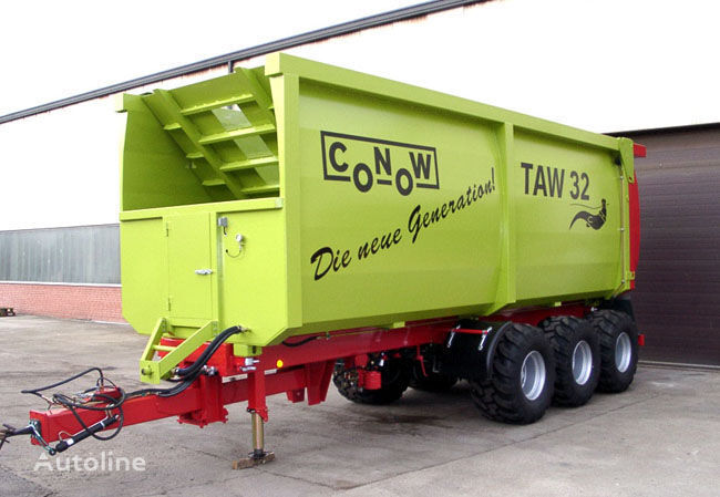 CONOW TAW 32 remorcă cereale nou