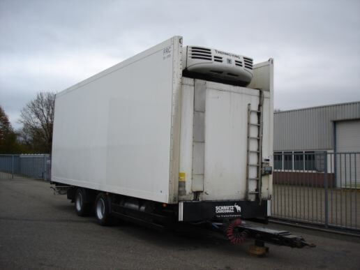 SCHMITZ Schmitz Cargobull 2 AXLE TRAILER - FRIGOBOX -THERMOKING remorcă frigorific