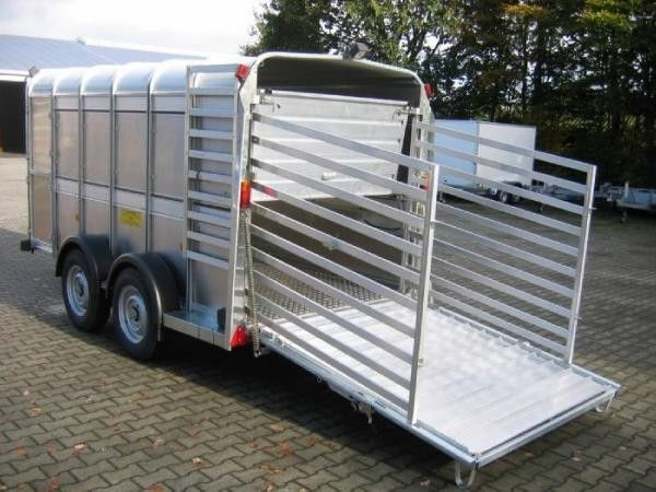 IFOR Williams TA510 remorcă transport animale