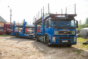 remorcă transport auto VOLTRAILER AUTOUTILITARA N3