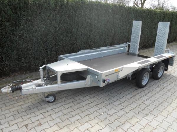 IFOR Williams GX106 3.5T PLANT TRAILER remorcă transport auto