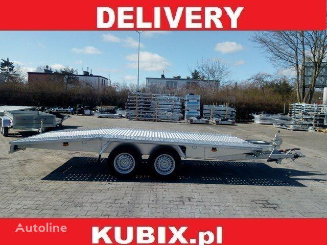 remorcă transport auto KUBIX Mustang-Strong NT22 Jupiter blacha nou