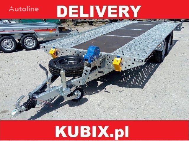 remorcă transport auto Syland SH2D 460X200 KZ nou
