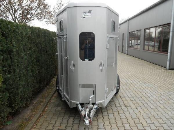 IFOR Williams HB506 remorcă transport cai