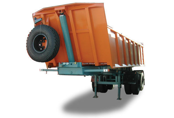 MAZ 950600-020 semiremorcă basculantă nouă