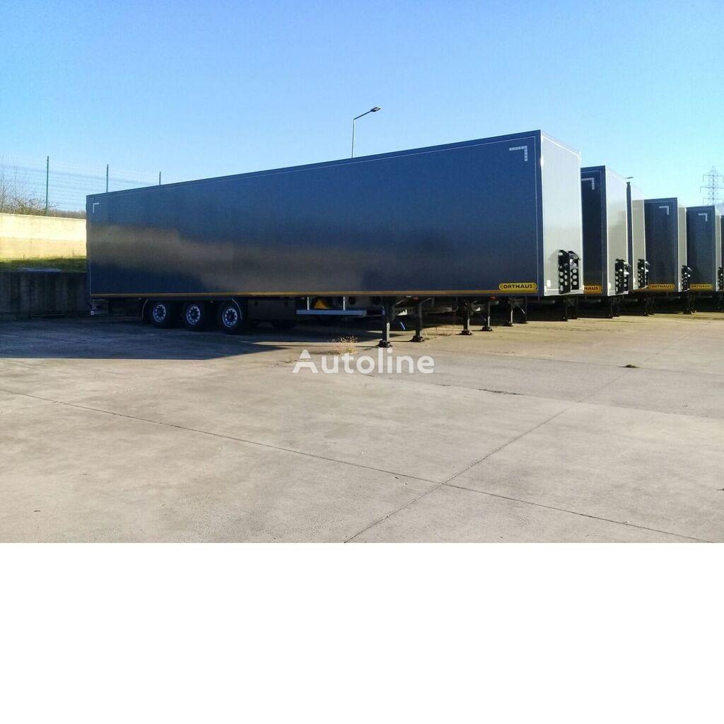 semiremorcă furgon ORTHAUS nouă
