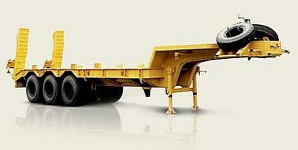 MAZ 937900-010 semiremorcă platforma nouă