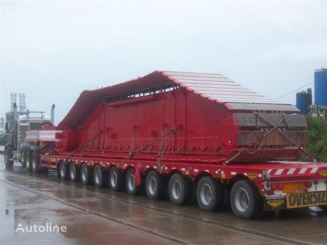 BROSHUIS Broshuis 10 Axle semiremorcă transport agabaritic